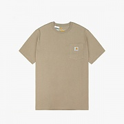 (K87) 포켓반팔티 POCKET WRK T-SHIRT-DES