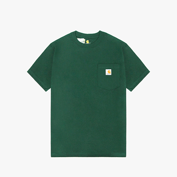 (K87) 포켓반팔티 POCKET WRK T-SHIRT-HTG