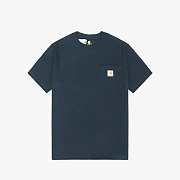 (K87) 포켓반팔티 POCKET WRK T-SHIRT-NVY