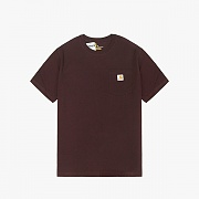 (K87) 포켓반팔티 POCKET WRK T-SHIRT-PRT