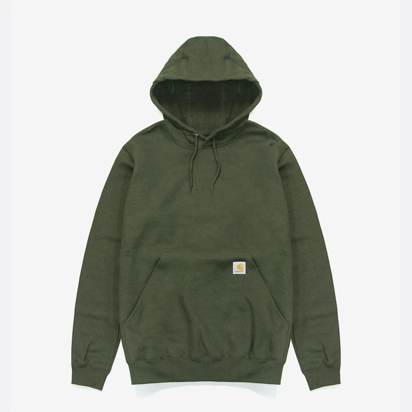 (K121) MIDWEIGHT HD PULLOVER-OLV