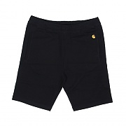 (I018429)WIP CHASE SWEAT SHORT - BLK