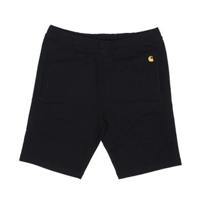 (I018429) WIP CHASE SWEAT SHORT - BLK