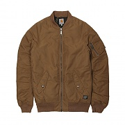 (I016787)WIP ASHTON BOMBER JACKET-HAMILTON BROWN