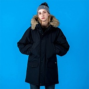(I021866)WIP ANCHORAGE PARKA-BLK/BLK
