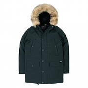 (I021866)WIP ANCHORAGE PARKA-DARK PETROL/BLK