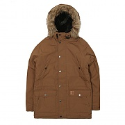 (I021869)WIP TRAPPER PARKA-HAMILTON BROWN