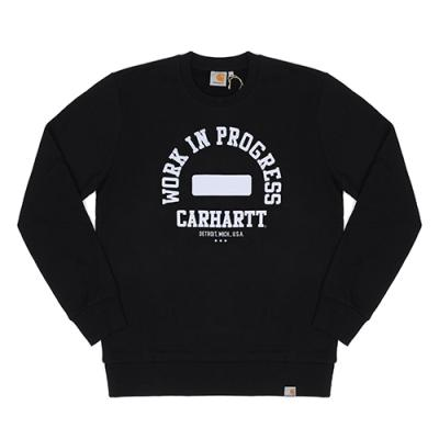 (I020282)WIP SWEATSHIRT-BLACK