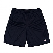 LONG MESH SHORT WITH POCKETS-NAVY