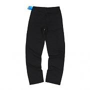 ECO OPEN BOTTON PANT-BLK