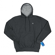ECO FLEECE PULLOVER HD-G.HEATHER