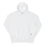 (팔로고) DOUBLE DRY ECO FLEECE HOOD-WHITE