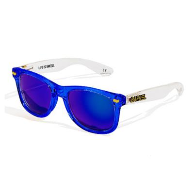 HORIZON SUNGLASS CLEAR/BLUE (유광)