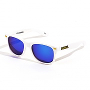 HORIZON SUNGLASS-WHITE/BLUE (무광)