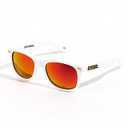 HORIZON SUNGLASS-WHITE/FIRE (무광)