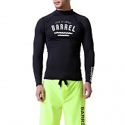 ★SWELL MEN RASHGUARD V2-BLACK