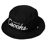 TEAM CROOKS BUCKETHAT - BLK(10824)