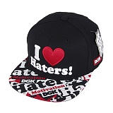 HATERS SNAPBACK-BLK/CLAG