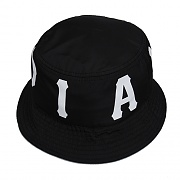 DUGOUT BUCKET HAT - BLK