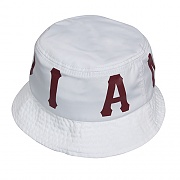 DUGOUT BUCKET HAT - WHT