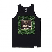 PRIVATE COUNTRY CLUB TANK-BLK
