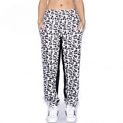 SNOW LEOPARD JOGGER PANTS