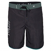 PHANTOM DOT BOARDSHORT-00A (BLACK)