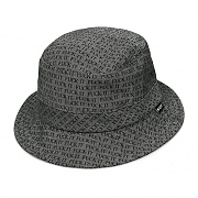 FUCK IT CHAMBRAY BUCKET-BLK