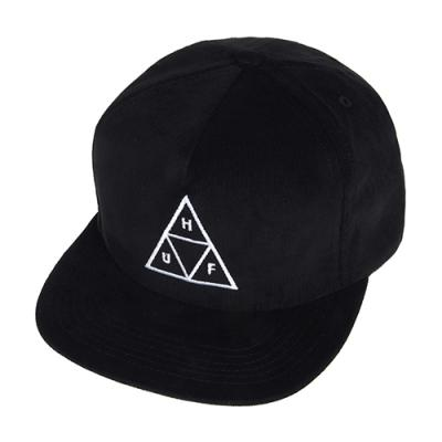 TRIPLE TRIANGLE SNAPBACK-BLK