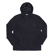 HOODED DECK JKT-BLK