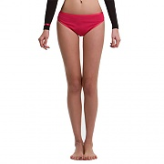 0.5MM W NEOPRENE BIKINI PANTS-PINK (BOTTOM A)