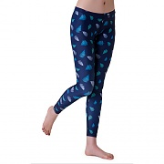 ALL OVER WATER LEGGINGS-LATIUS