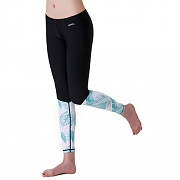 POINT WATER LEGGINGS-L/LEAF