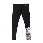 POINT WATER LEGGINGS-LEOPARD
