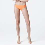 TROPIC NEOPRENE BOTTOM-PEACH-NAVY