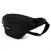 BARREL WAIST BAG 4L-BLACK