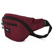 BARREL WAIST BAG 4L-BURGUNDY