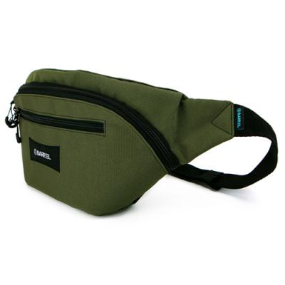 BARREL WAIST BAG 4L-KHAKI