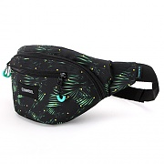 BARREL WAIST BAG 4L-LEAF DOT