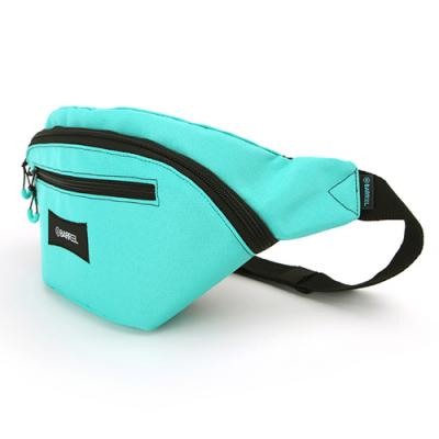 BARREL WAIST BAG 4L-MINT