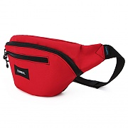 BARREL WAIST BAG 4L-RED