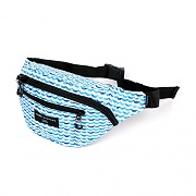 PANORAMA WAIST BAG 4L WAVE