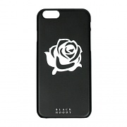 ROSE MOBILE CASE-BLACK