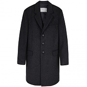 AXELSSON SINGLE COAT-CHARCOAL