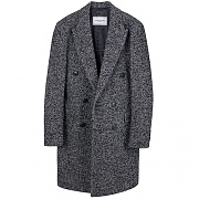 GARRET DOUBLE COAT-HERRINGBONE