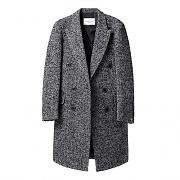 JAMES HERRING BONE COAT