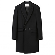 MARKUS DOUBLE COAT-BLACK