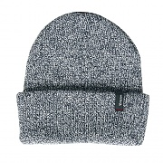 HEIST BEANIE - NAVY HEATHER