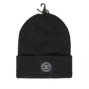 OATH WATCH CAP BEANIE-WASHED BLACK