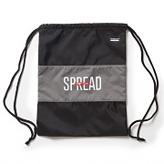 SPREAD GYM SACK-BLACK